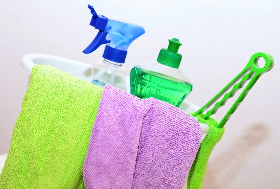 domestic cleaning in milngavie